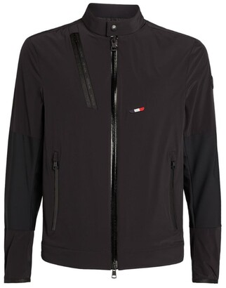 Moncler Logo Zip-Up Jacket
