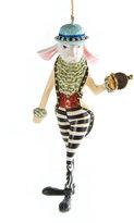Mackenzie Childs MacKenzie-Childs - Wonderland Rabbit Tree Decoration