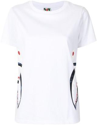 A Bathing Ape Shark-print T-shirt
