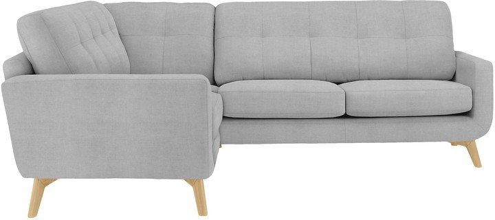 John Lewis & Partners Barbican 5+ Seater LHF Corner End Sofa