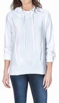 Lilla P Flame French Terry Pullover Shirt - Long Sleeve (For Women)