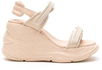Sarah Chofakian leather Sarah Comfort sandal