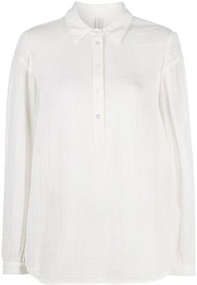 Raquel Allegra Empress cotton blouse