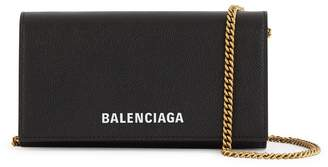 Balenciaga Calf skin leather wallet