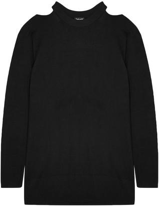 Splendid Cutout Knitted Sweater