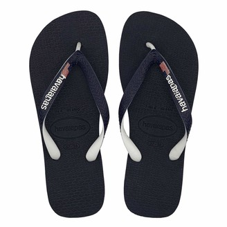 Havaianas Women's USA Logo Flip Flop Sandal
