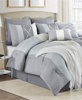 Sunham Derry 10-Pc. California King Comforter Set