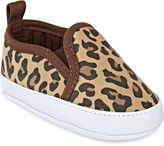 Carter's Cheetah-Print Slip-Ons - Baby Girls 3m-12m