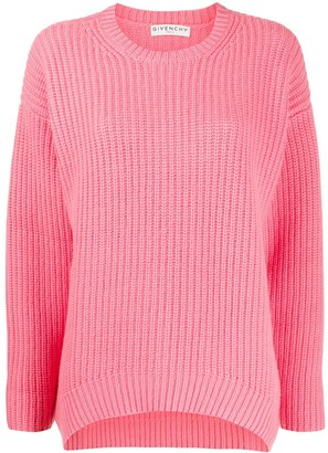 Givenchy oversized jumper