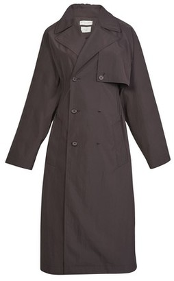 Bottega Veneta Trench dress in poplin