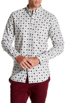 Zanerobe Button-Down Printed Shirt