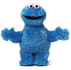 Gund Cookie Monster - Ages 1+