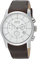 Esprit Men's Quartz Watch Eros Chrono with Metal Strap