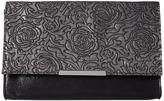 Jessica McClintock Nora Floral Envelope Clutch