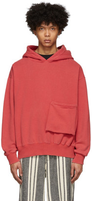 Kuro Red Used Hoodie