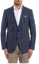 Z Zegna Jacket In Linen And Cotton