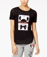 Disney Juniors' Minnie Mesh Graphic T-Shirt