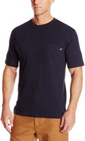 Caterpillar Men's Big-Tall Label Pocket Tee