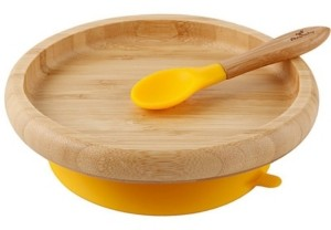 Avanchy Bamboo Classic Plate Spoon