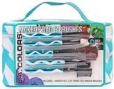 Riah Fashion Makeup Bag & Brushes
