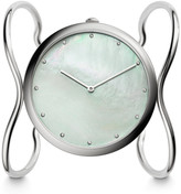 Fossil x Opening Ceremony Two-Hand Stainless Steel Bangle Watch