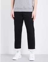 Paul Smith Wide-fit stretch-cotton chinos