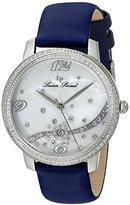 Lucien Piccard Women's LP-16520-02S-NBSS Mirage Analog Display Japanese Quartz Blue Watch