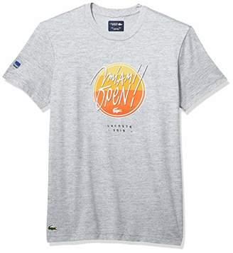 Lacoste Men's Sport Miami Open Edition Graphic T-Shirt
