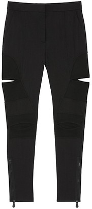 Burberry Skinny Cutout Trousers