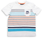 Preview Surf Legend Striped Pocket Tee