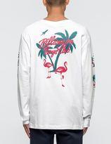 Billionaire Boys Club Paradise Print L/S T-Shirt
