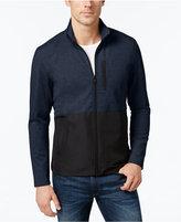 Alfani Men's Colorblocked Knit Jacket, Only at Macy's