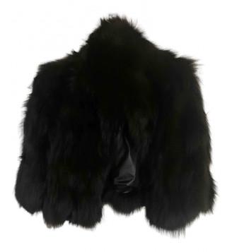 Plein Sud Jeans Black Fox Jackets