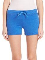 Majestic Filatures Stretch-Linen Shorts