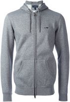 Armani Jeans zipped hoodie