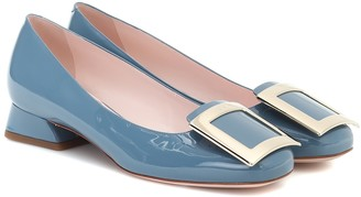 Roger Vivier TrAs Vivier patent-leather pumps