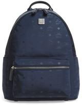 MCM Men's Dieter Backpack - Blue
