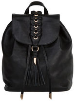 Foley + Corinna La Trenza Drawstring Backpack