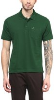 American Crew Premium Pique Solid Polo T-Shirt With Pocket- XL (AC197-XL)