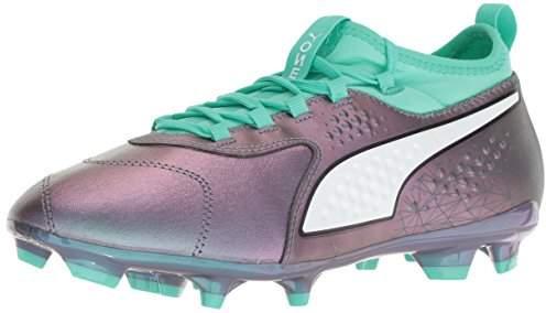 Puma Men's ONE 3 IL LTH FG Soccer Shoe