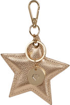 """Oasis STAR LEATHER KEYRING [span class=""""variation_color_heading""""]- Gold[/span]"""