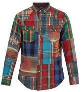Polo Ralph Lauren Western-panel Plaid Cotton Shirt