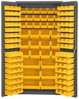 14 Gauge Welded Steel Heavy Duty Flush Door Style Storage Cabinet Durham Manufacturing