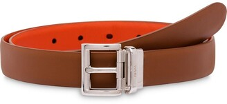 Prada Reversible Two-Tone Belt