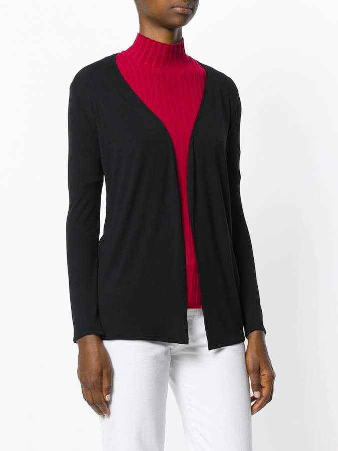 Majestic Filatures open cardigan