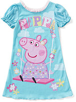 Komar Kids Little Girls 2T-4T Peppa Pig Nightgown