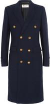 Saint Laurent Alluré wool coat