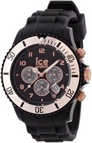Ice Watch Ice-Watch Men's Chrono CH.RG.B.S.09 Silicone Quartz Watch with Dial
