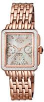 Gv2 Women's Bari Diamond Watch With Interchangable Straps