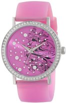 Ed Hardy Women's LV-PK Love Bird Pink Watch